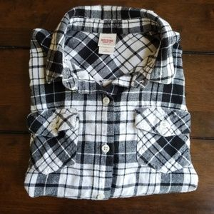 Fitted Flannel shirt